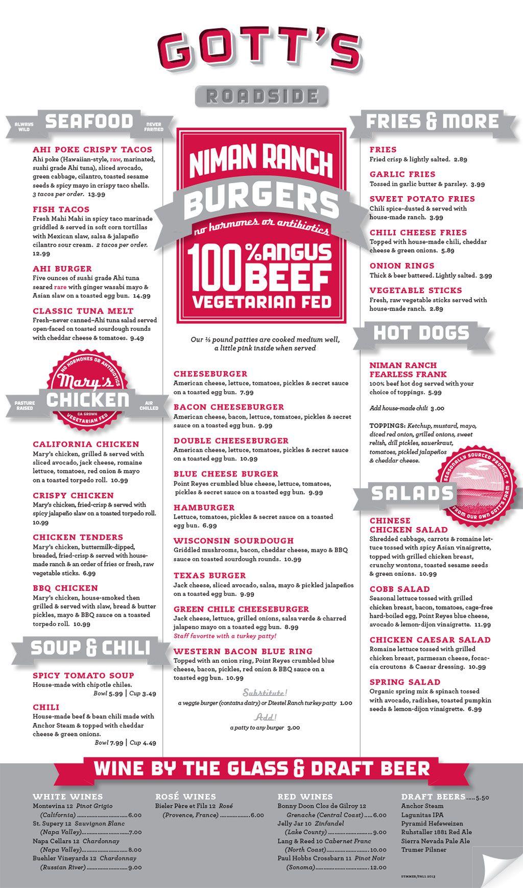 Gott\'s Roadside | Restaurants Napa Valley | Pinterest | Vegan ...