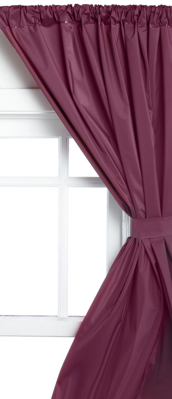 Vinyl bathroom window curtains colors uu w x uu l