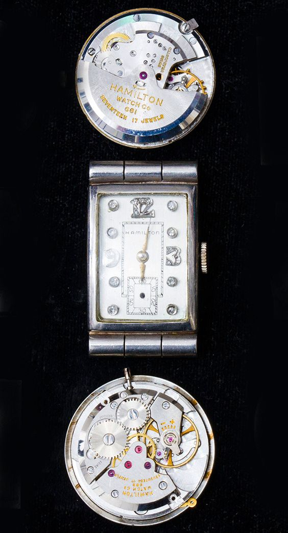 We buy old watches and movements to acquire watch parts that are ...