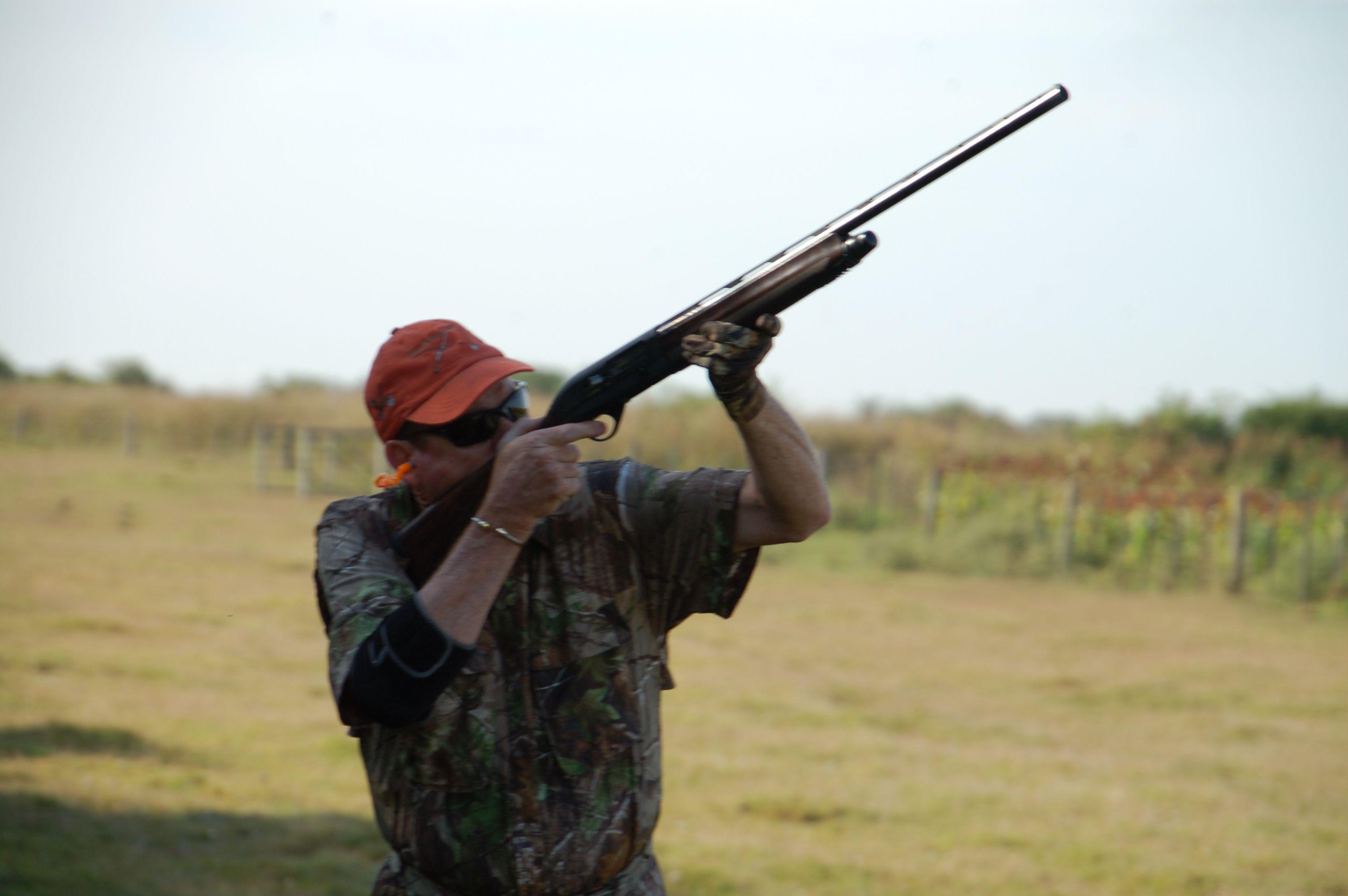 "Dove hunting in Argentina ""La Macarena Lodge"" (Cordoba)"