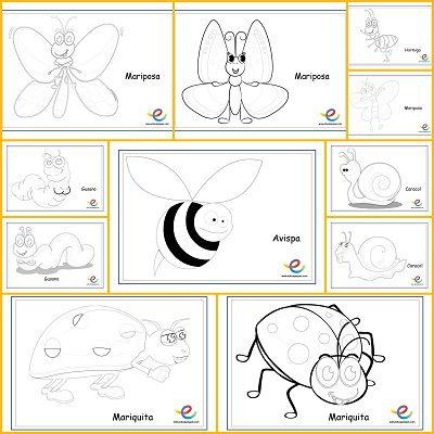 Dibujos De Primavera Para Colorear Dibujos Colores Y Paginas