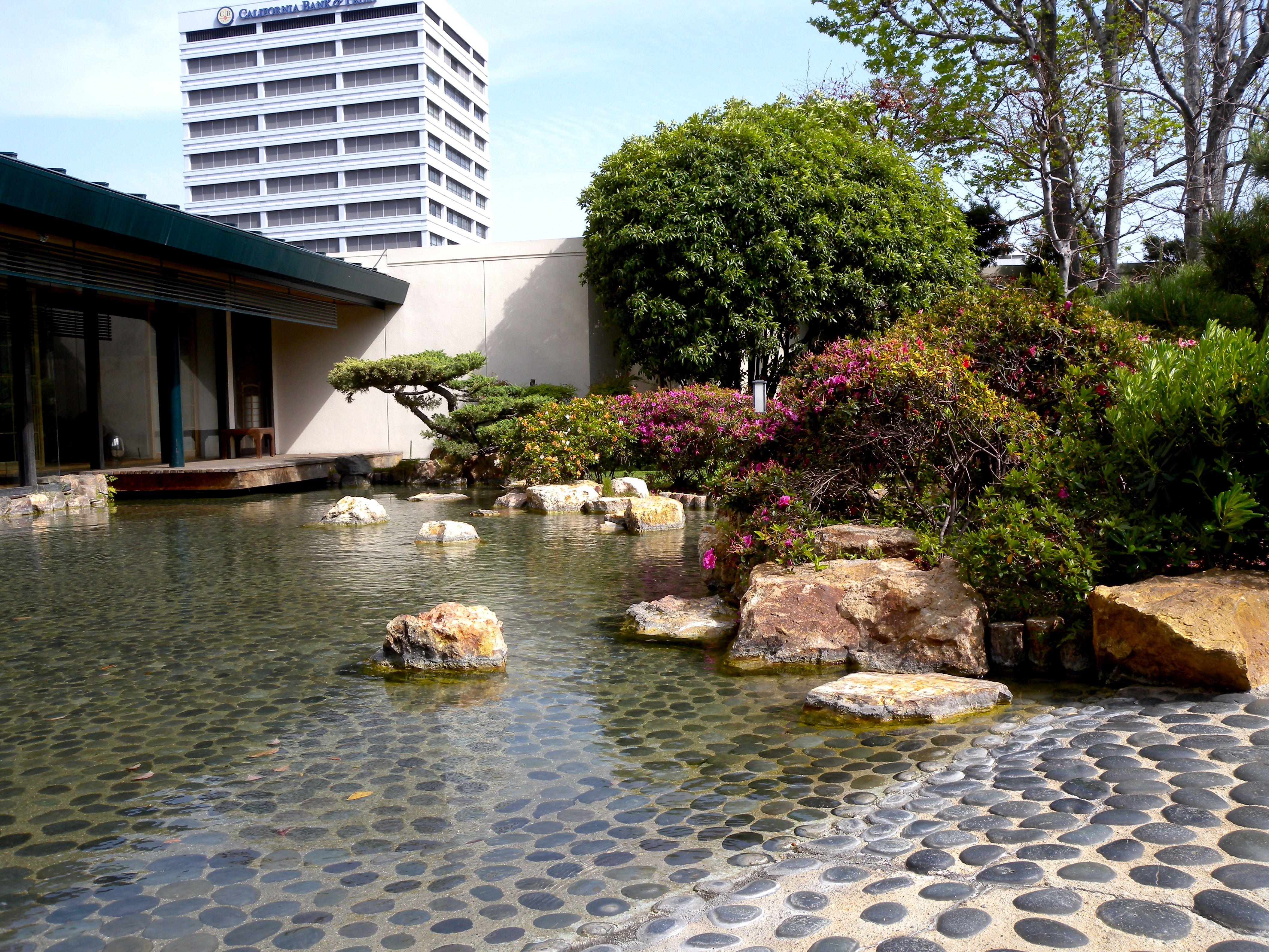 Secret Gardens Of Los Angeles Rooftop Garden At Kyoto Grand Hotel Wedding Ideas Pinterest