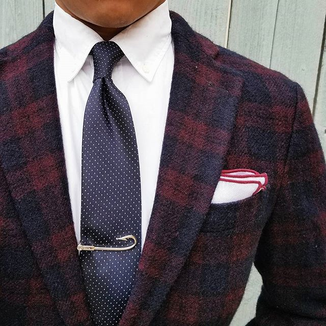 Men's Tie Inspiration #1 I recently bought my... | MenStyle1- Men's Style Blog