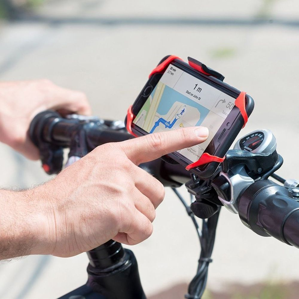 Best Bike Phone Holder Mount For Bicycle And Motorbike Check