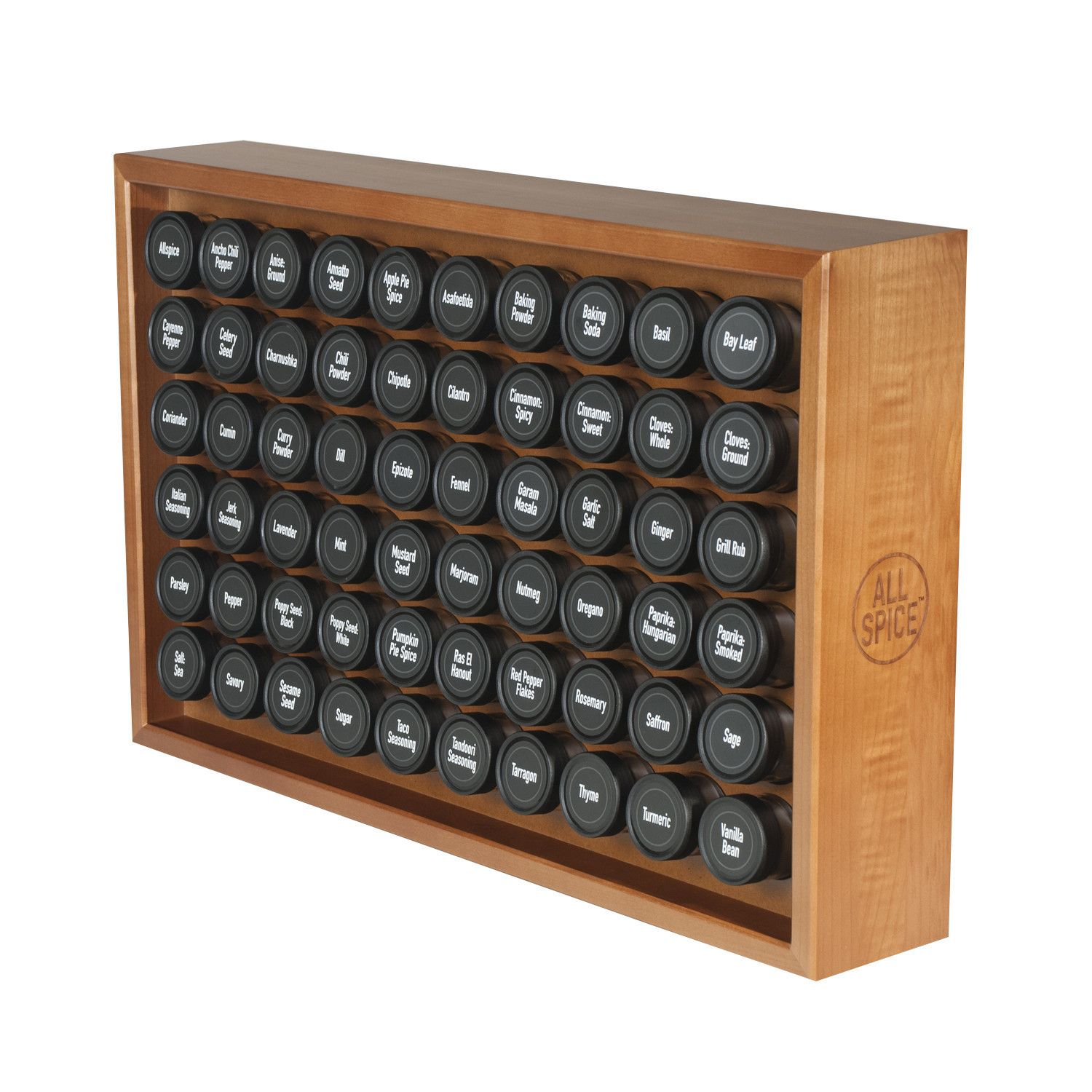 Dean And Deluca Spice Rack Pleasing 60 Jar Spice Rack  Jar Organizations And Organizing Decorating Design