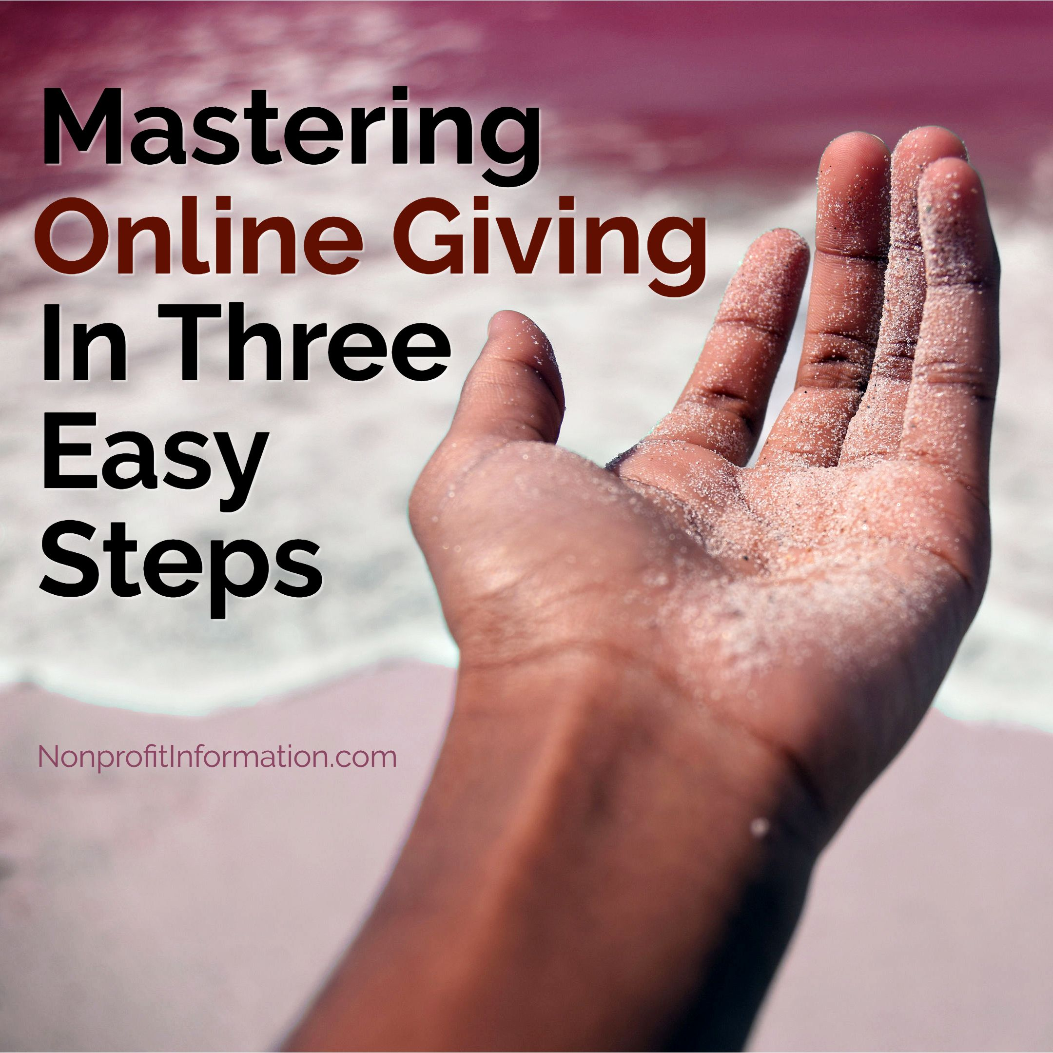 Mastering Online Giving In Three