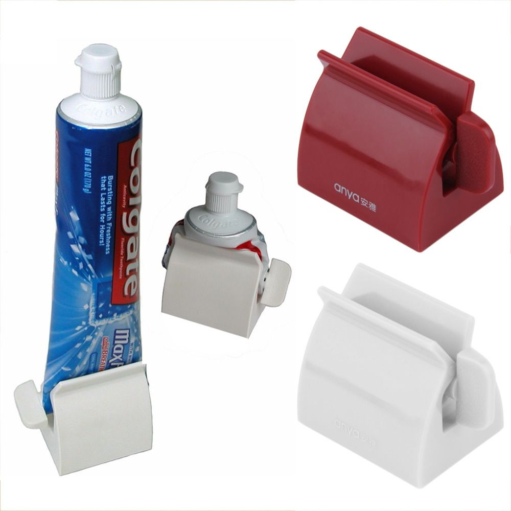 New Arrival Bathroom Set Accessories Rolling Tube Tooth Paste ...