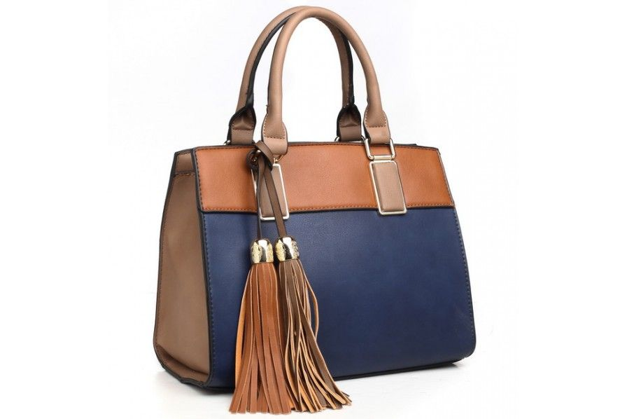 London Handbag Like Bags Bessie Blue I Tassel Bw3162Accessories WE9IYDH2
