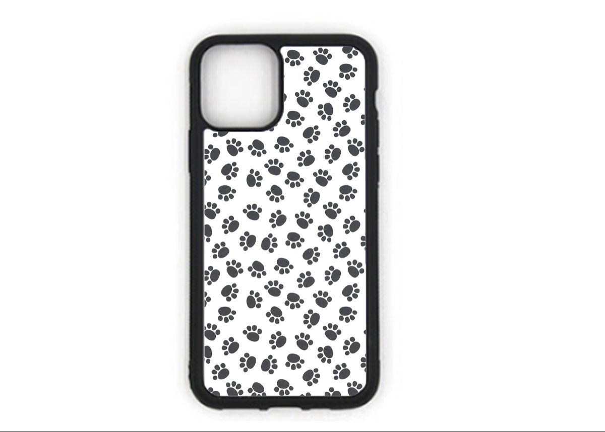 Paw Prints Case In 2020 Phone Cases Iphone 11 Phone