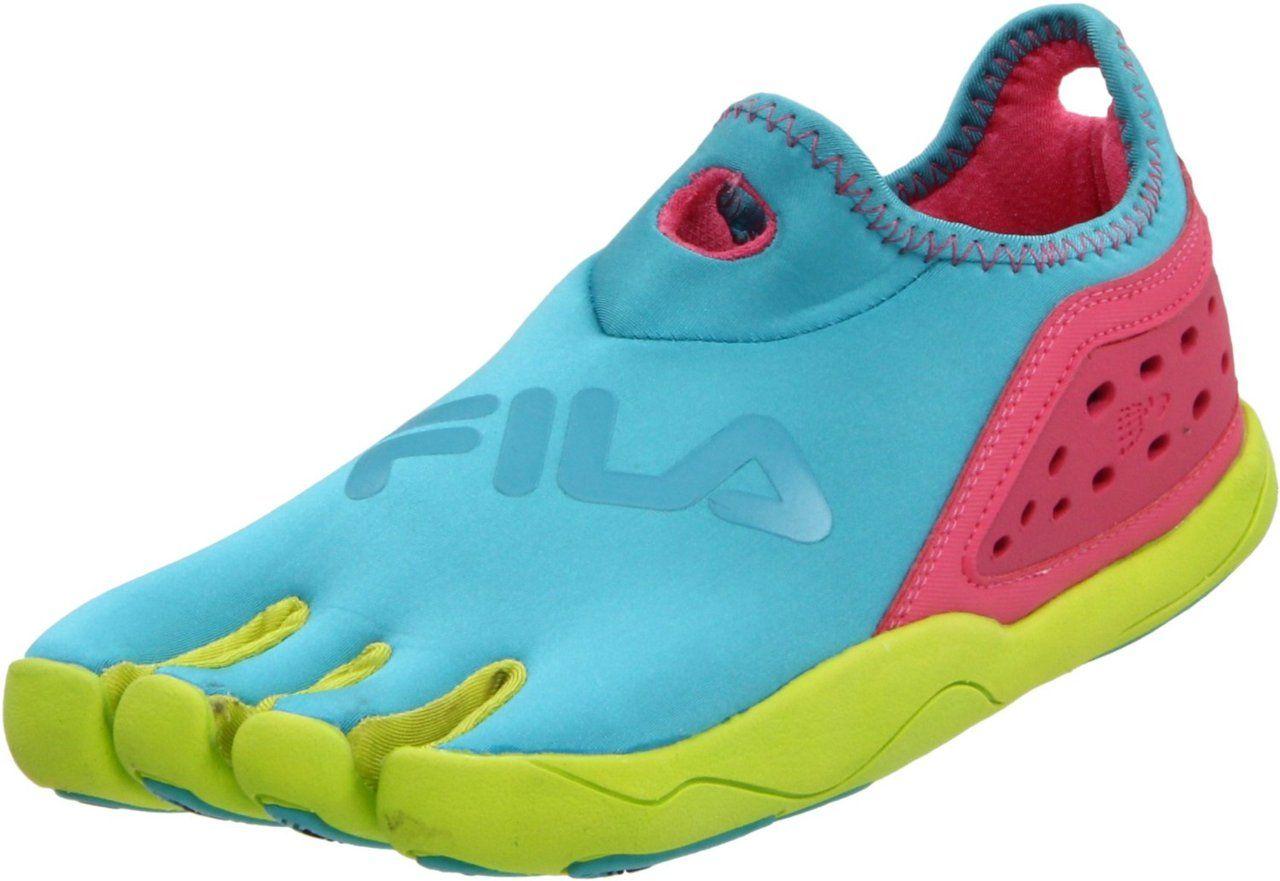 Fila Women's Skele-Toes Tri Fit Slip-On