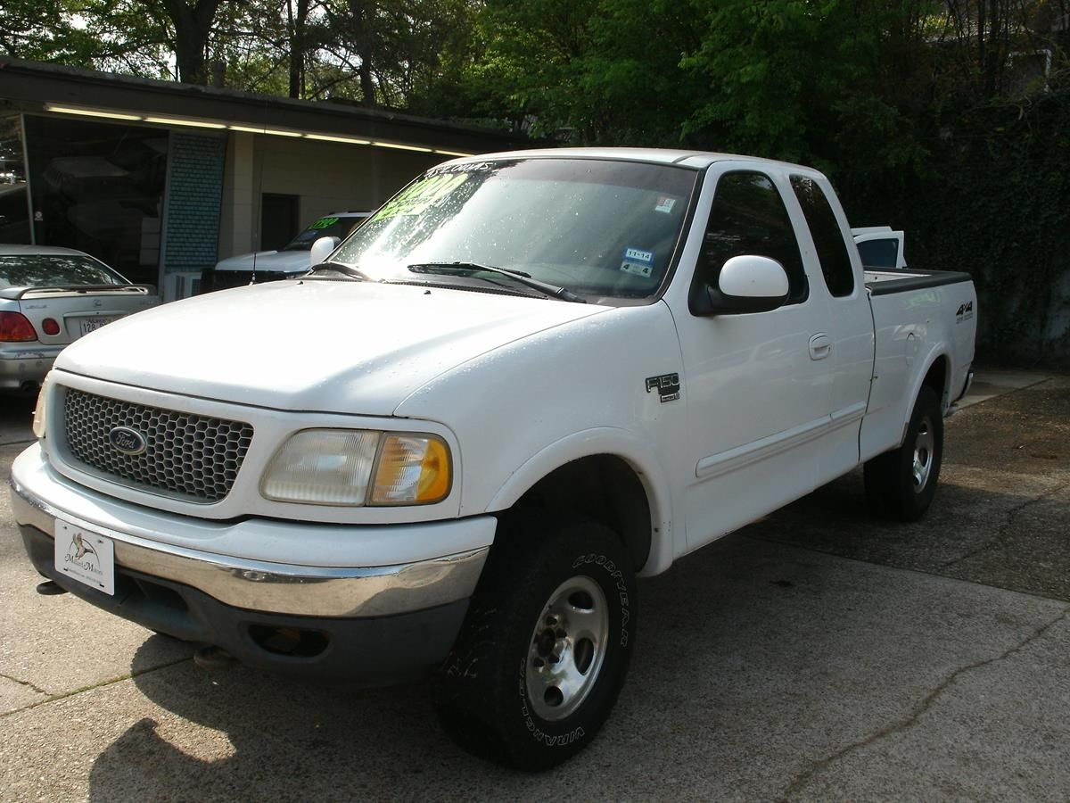 1999 Ford F150 XLT 4x4 Ford f150, Ford, Trucks