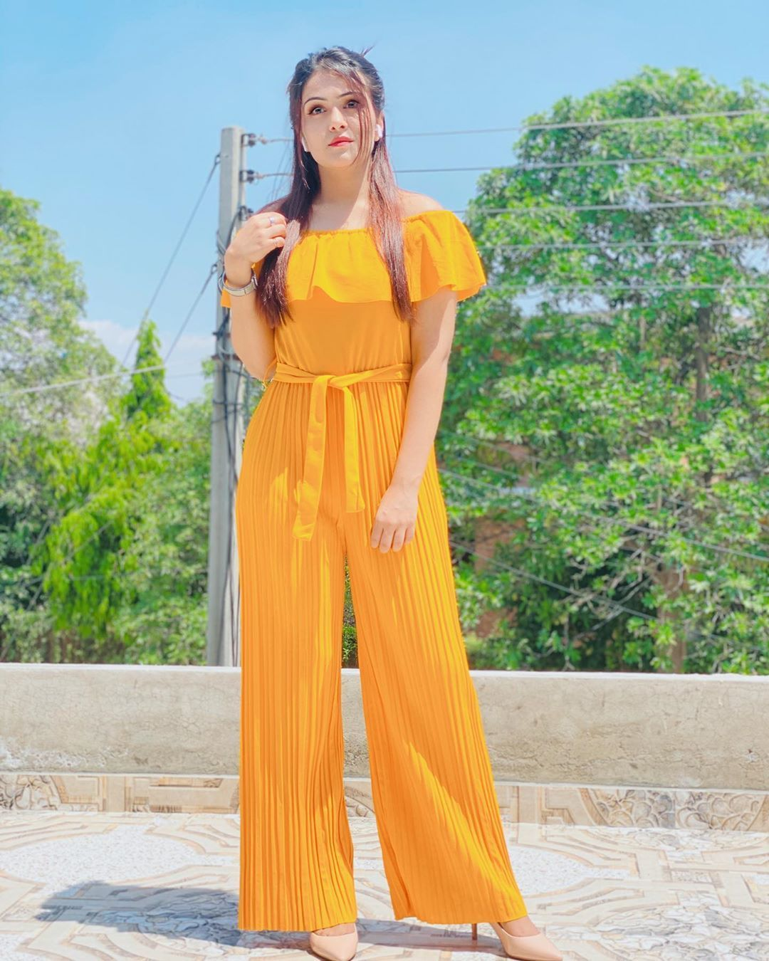 Pakistani Influencers' Jumpsuit Outfits You Can Steal