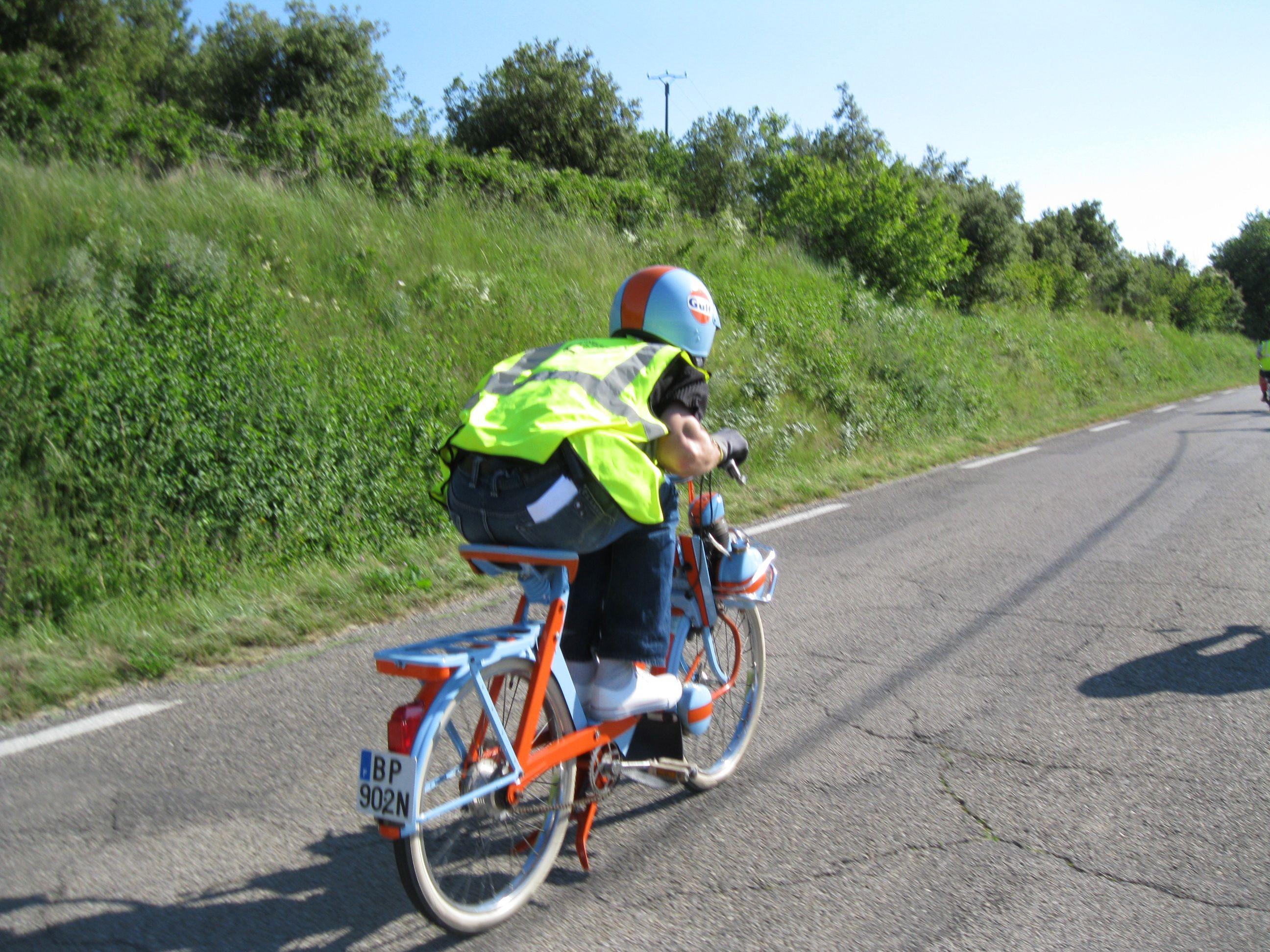 Vélo solex 3800 Gulf patrick VRM