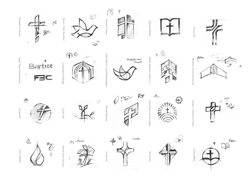 Logo Explorations Church Logo Church Branding Logo Church Logo Design