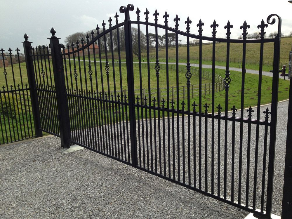 Image result for home security gates in Yorkshire