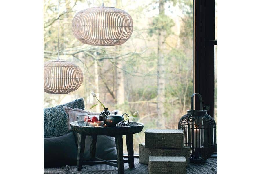 Bamboe Lampenkap Xl : Hanglamp bamboe top hang lamp bamboe lump bamboo bruin ay