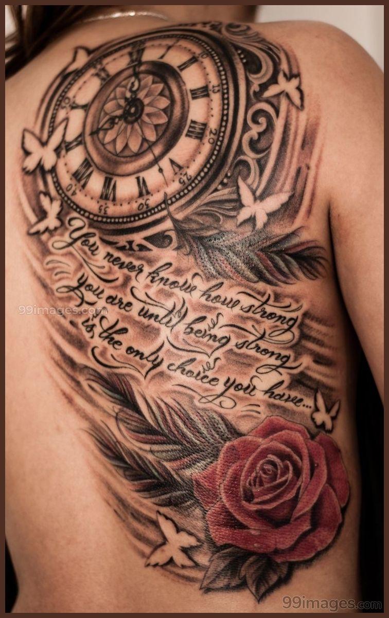 Best Clock Tattoos Hd Images 14846 Clocktattoos Tattoos Watch Tattoos Clock Tattoo Design Remembrance Tattoos Tattoo design in hd images