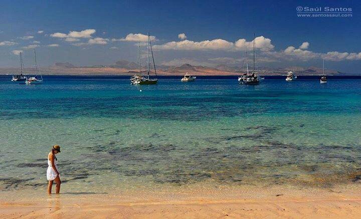 La Graciosa, Lanzarote Islas Canarias por Saul Romeo Santos