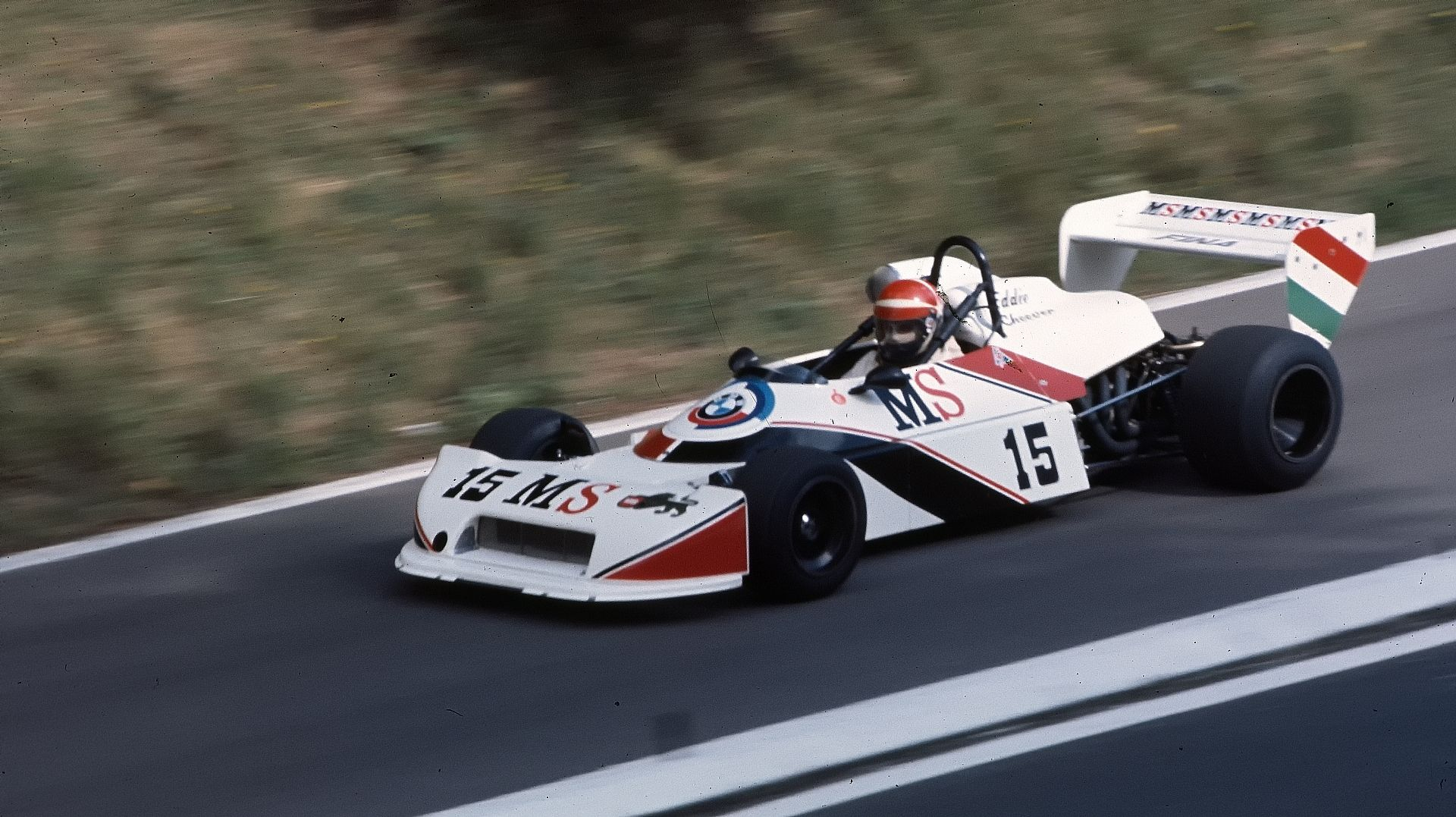 eddie cheever ralt rt1 bmw rosche project four racing xxv grand prix de rouen 1977. Black Bedroom Furniture Sets. Home Design Ideas