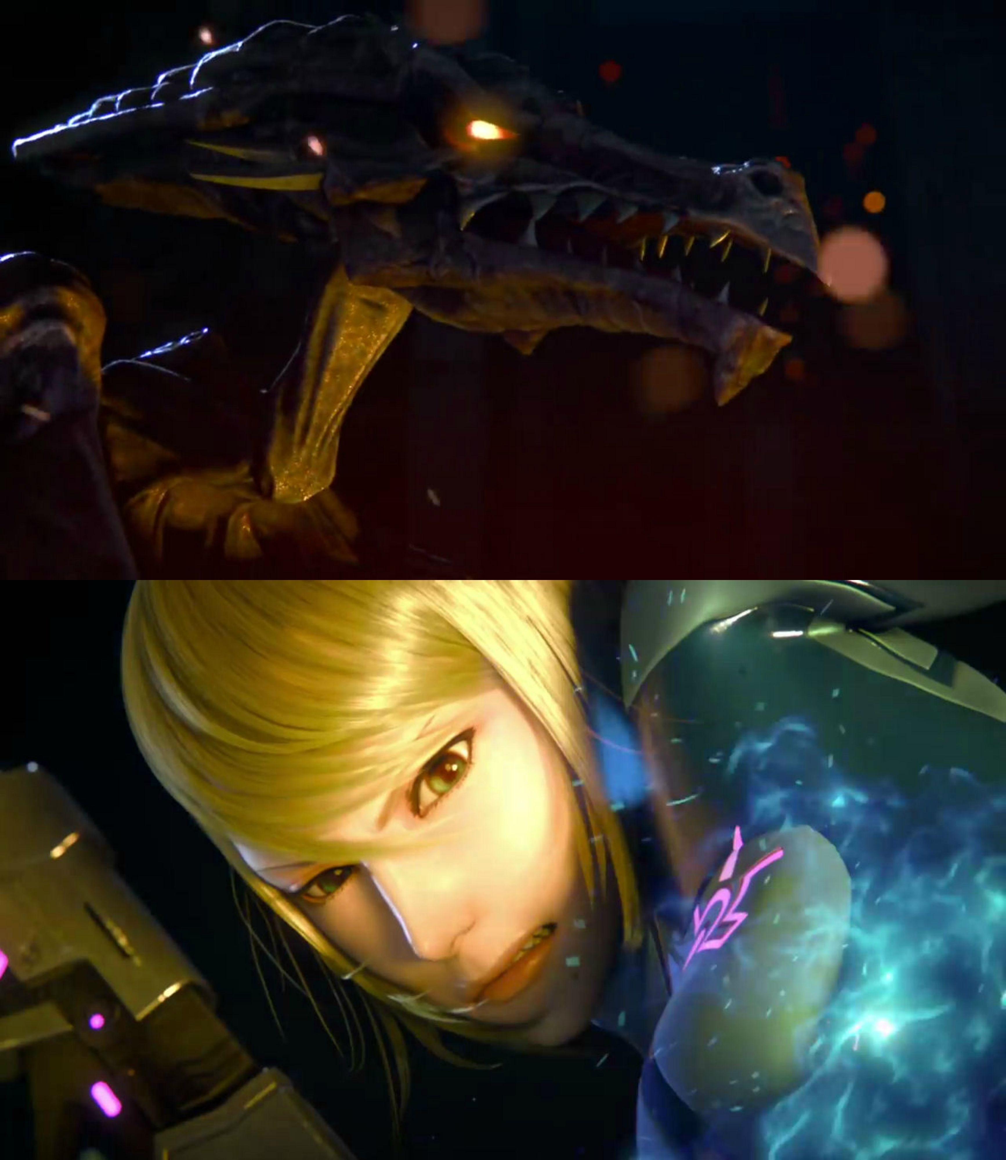 Ridley Vs Zero Suit Samus Metroid Super Smash Bros