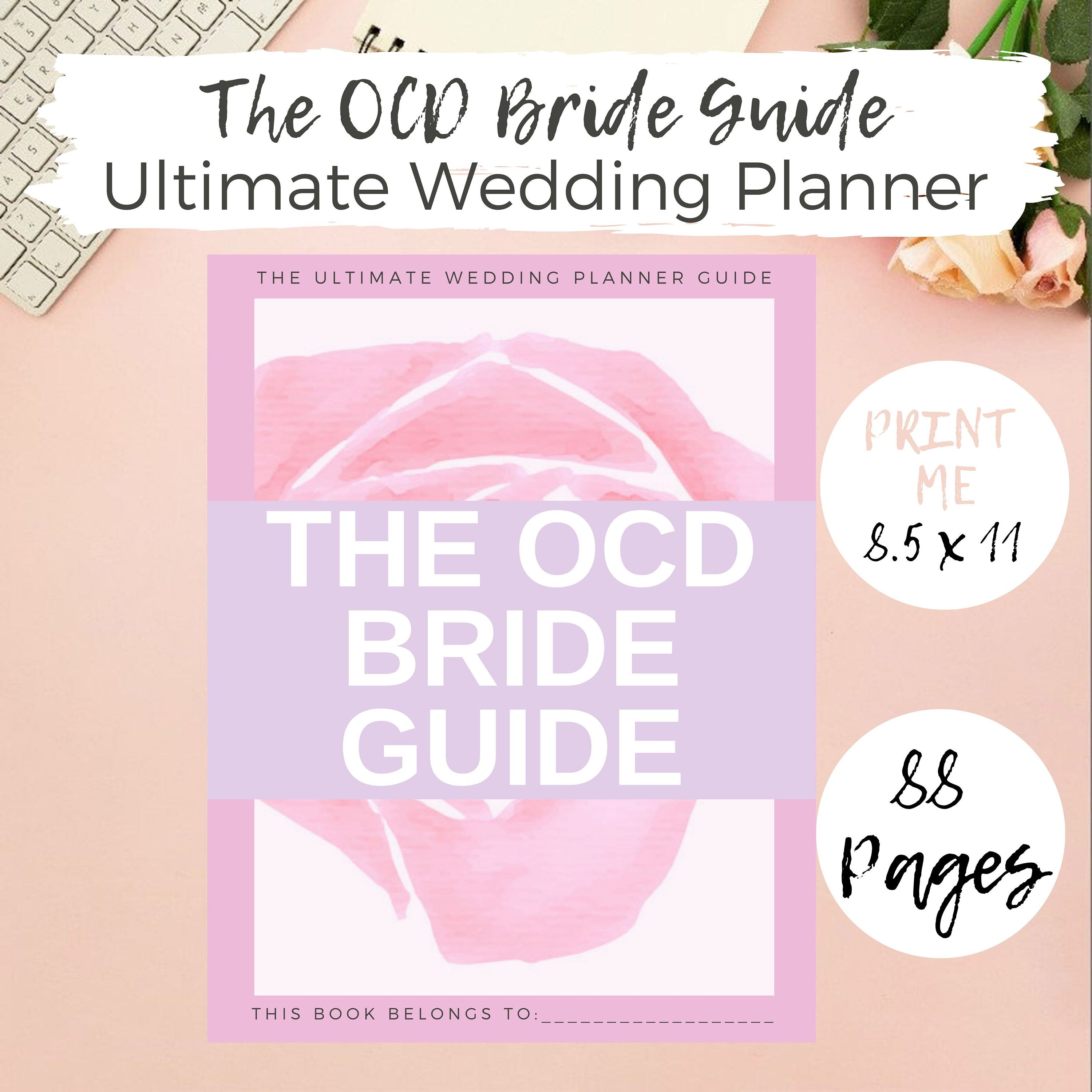 The Ultimate Bride Guide Printable The Ultimate Bride