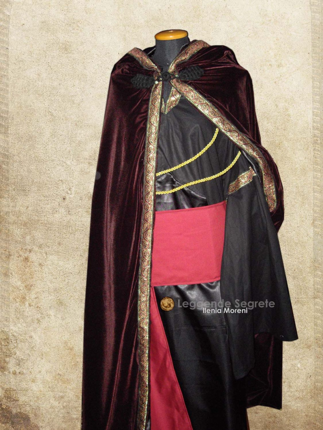READY for SHIPPING Dumbledore inspired, Shaman, Gray Wizard LARP ...
