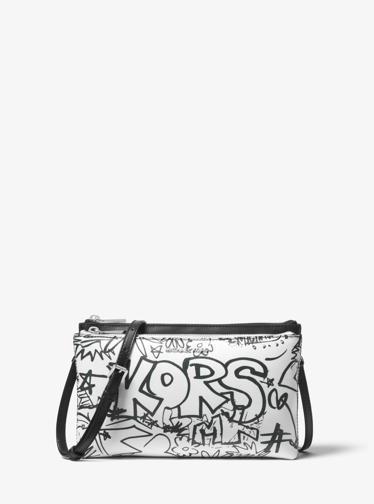 5f9e94750d Adele Graffiti Leather Crossbody in 2018