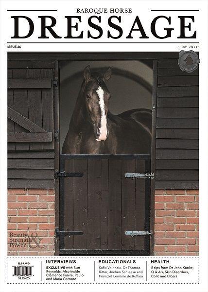 Baroque Horse Magazine ~ Issue 1 by BH DRESSAGE - Issuu