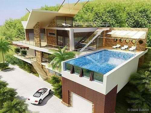From The Garage To The Pool This House Is Beautiful Apartment