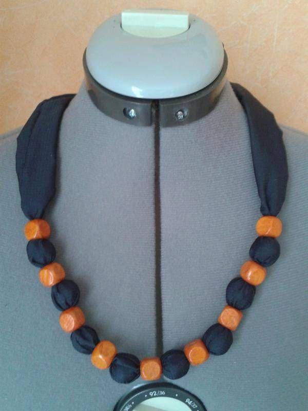 colliers - collier long - nating - Fait Maison   Collier long, Colliers, Collier perle