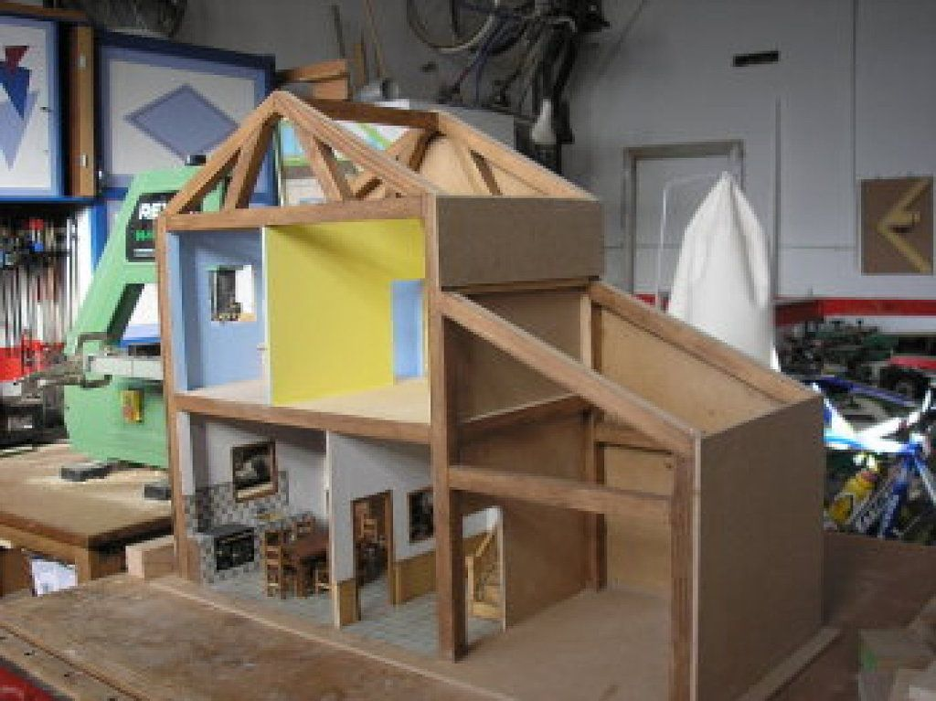 Maquetas de mini casas por dentro buscar con google - Casas por dentro ...
