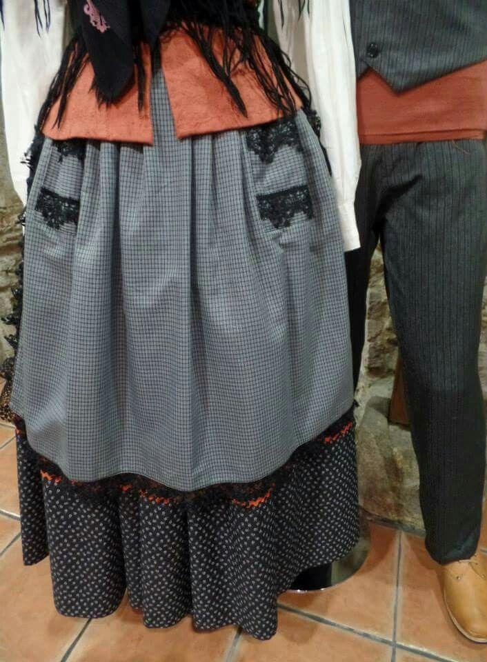 bec3cb4ff Traxe tradicional galego | galiza | Vestimenta tradicional, Ropa ...