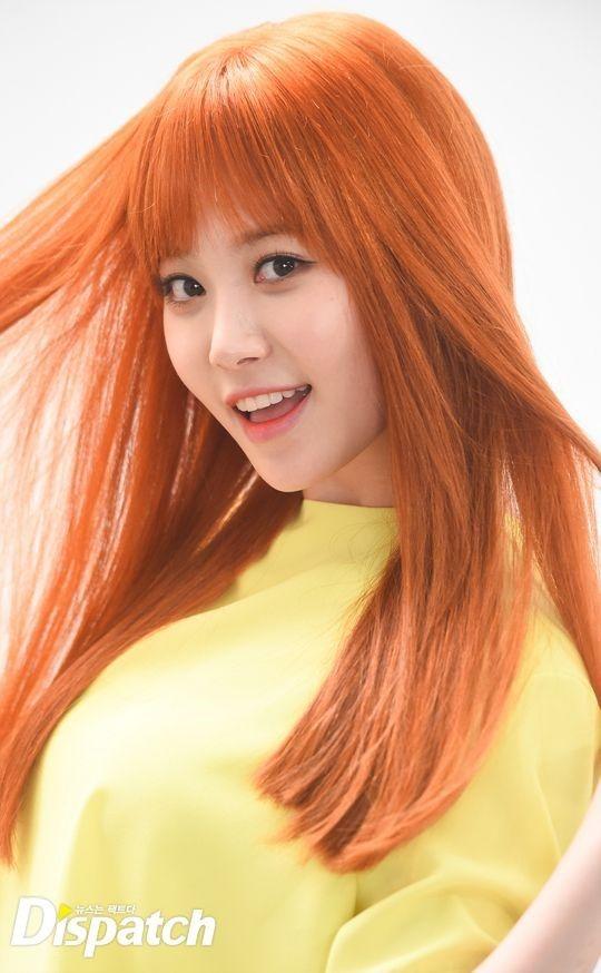 Fuyean유라 Kpop Hair Color Hair Beauty Kpop Hair