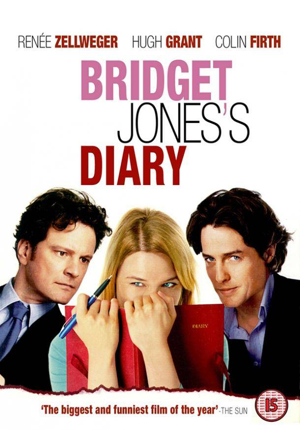 Bridget Jones 1 Streaming : bridget, jones, streaming, Valentine's, Movies, Watch, Bridget, Jones, Diary,, Jones,, Romantic