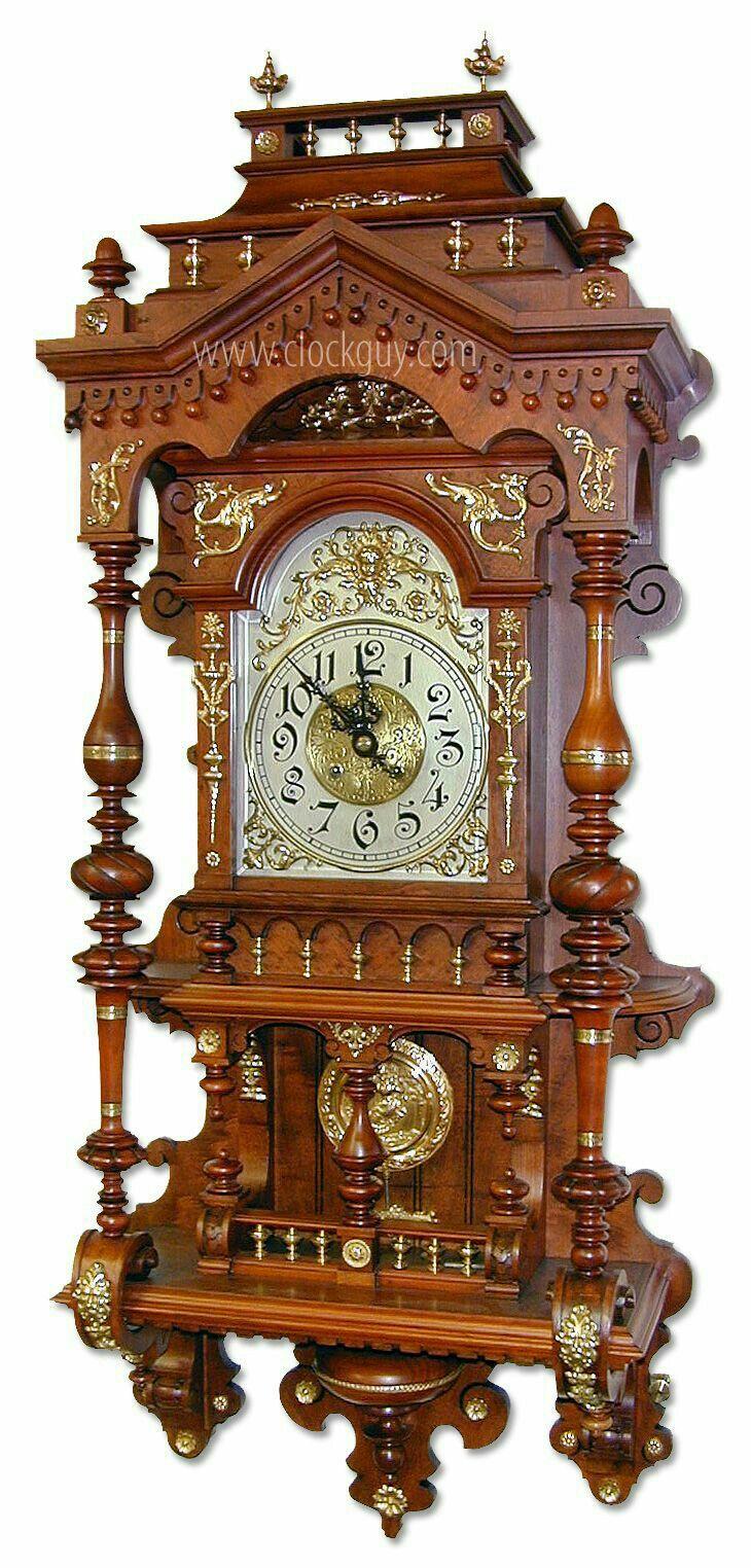 Pin De Kestutis Bakutis En Laikrodis Pinterest Reloj Relojes  ~ Relojes Grandes De Pared Vintage