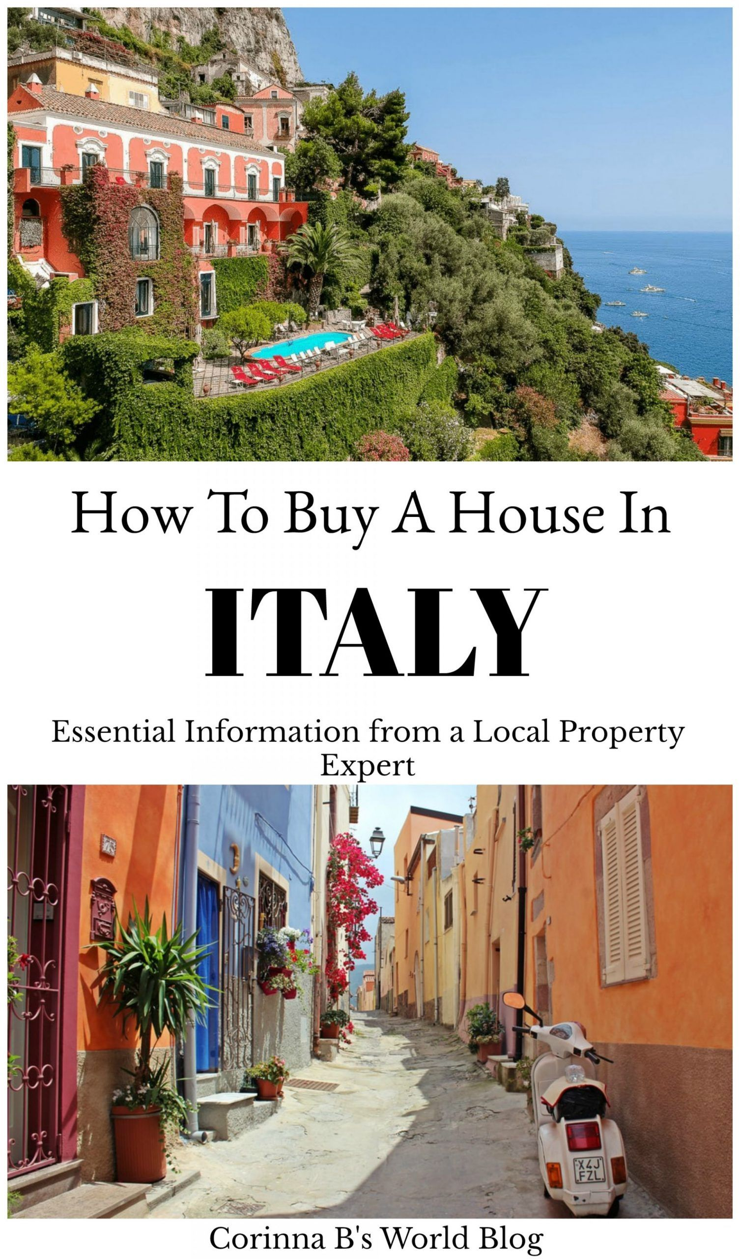 How To Buy A House In Italy - Corinna B's World