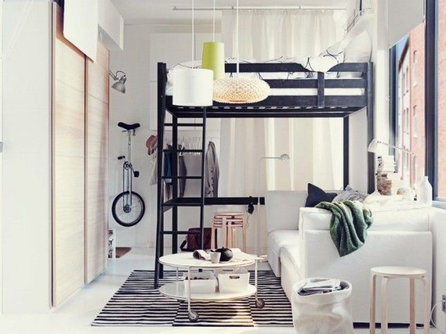 Ikea, Letto A Soppalco Stora