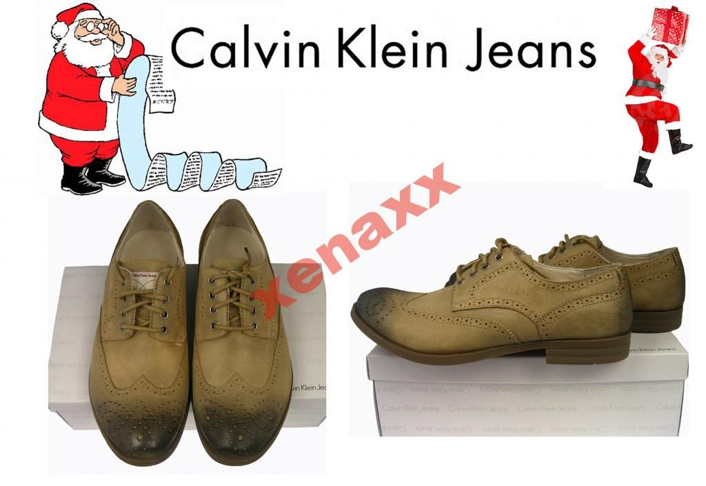 Calvin Klein Typ Brogues Oxford 100 Skora R 45 4819045017 Oficjalne Archiwum Allegro Dress Shoes Men Calvin Klein Brogues