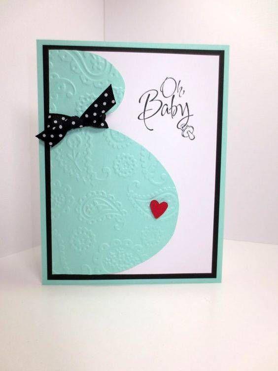 Diseño Para Tarjeta De Baby Shower Cards Tarjetas De