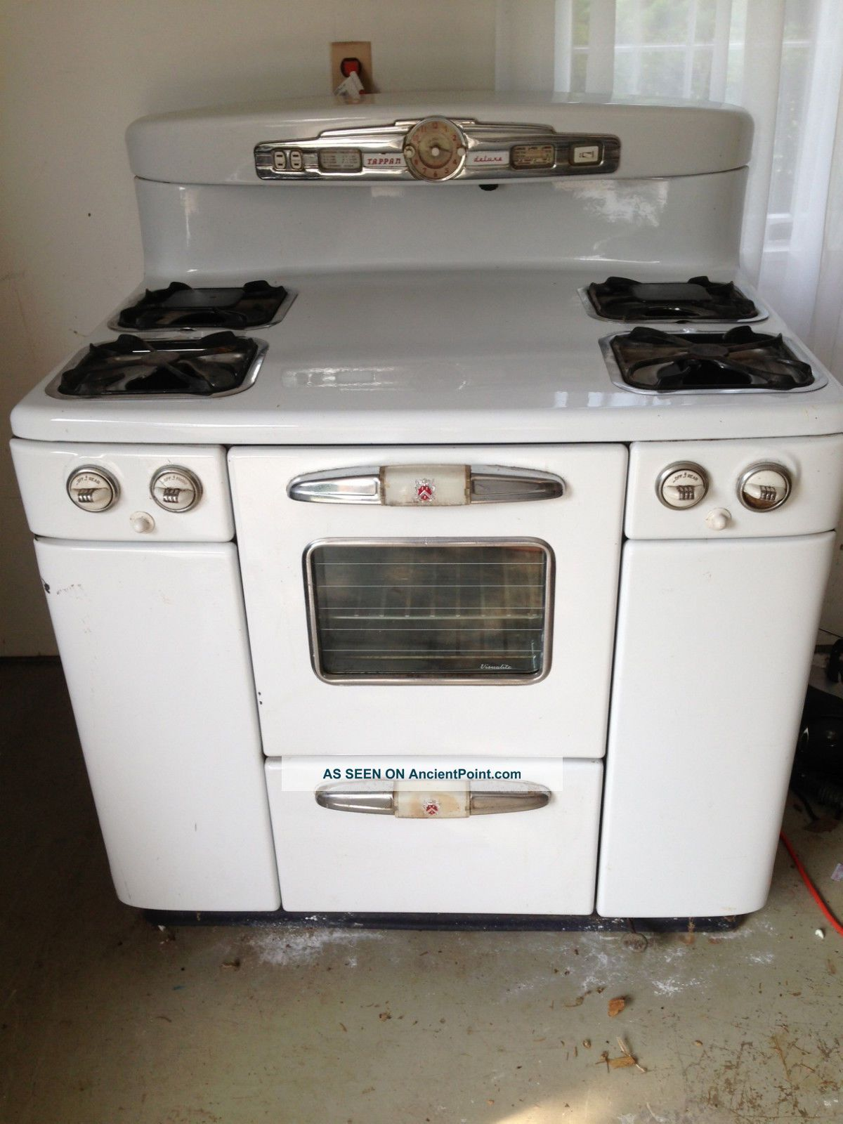 vintage tappan gas stove stoves photo growing up