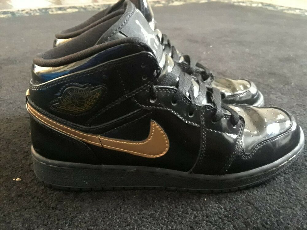 designer fashion 66cee 9fe02 Nike Air Jordan Retro Phat Black Metallic Size 6Y 364781-001  fashion   clothing  shoes  accessories  kidsclothingshoesaccs  boysshoes (ebay link)