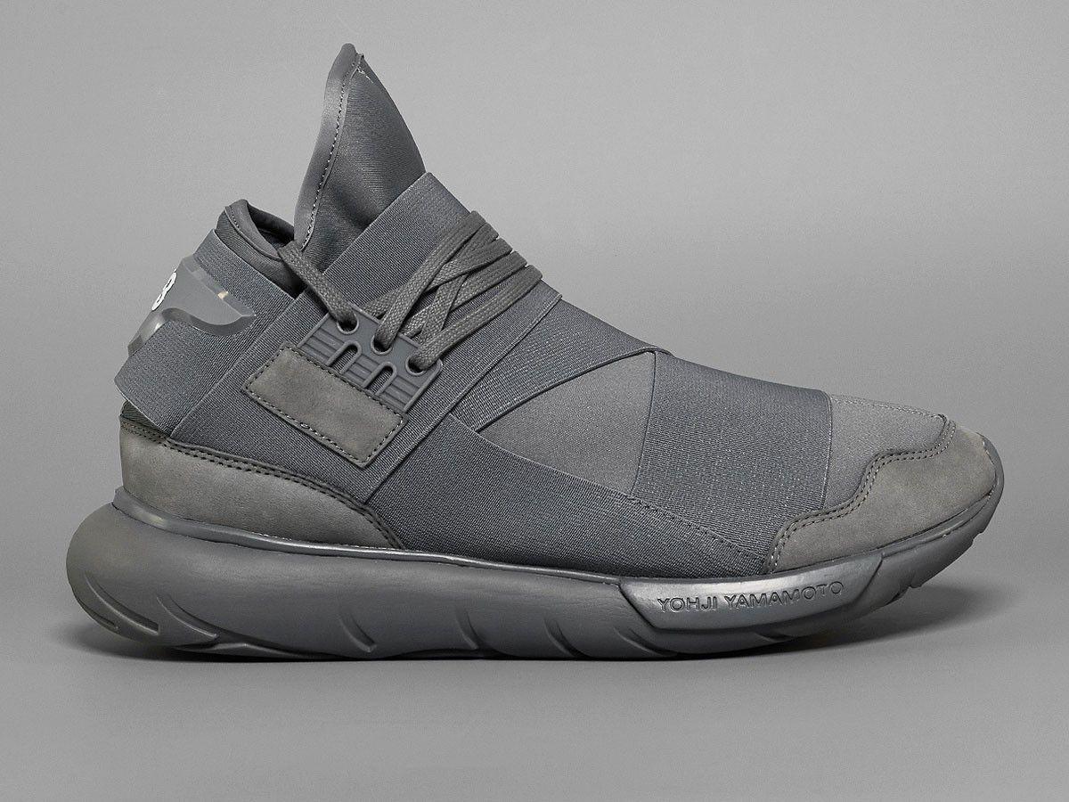 Stylishe Fashion Sneaker jetzt im solebox Onlineshop bestellen. y-3 Qasa  High a31e04372