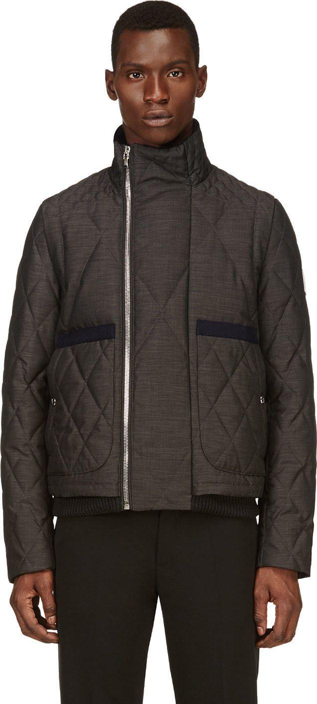 moncler gamme bleu down jacket