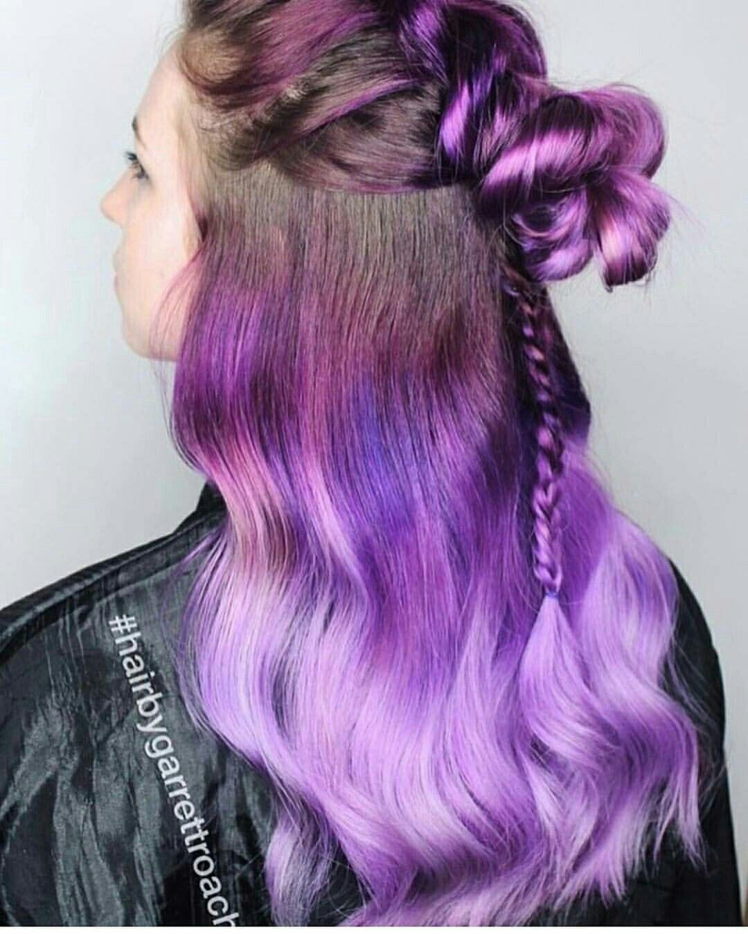 Dyed Hairstyles Classy Pinnonie Chang On Dyed Hair  Pinterest  Dye Hair