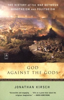 """God Against The Gods: The History of the War Between Monotheism and Polytheism"" by Jonathan Kirsch. A remarkable examination of religious intolerance as well as the astonishing power of the human mind.    It isn't a novel, but it did blow my mind this week. I simply had to share it here."