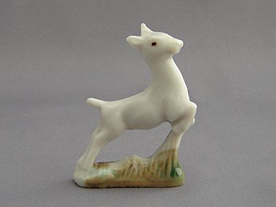 Wade England First Whimsies Set 1 1953-1958 Leaping Fawn