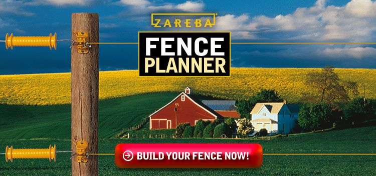 Zareba Fence Planner Lots Of Good Info On Fences Horse