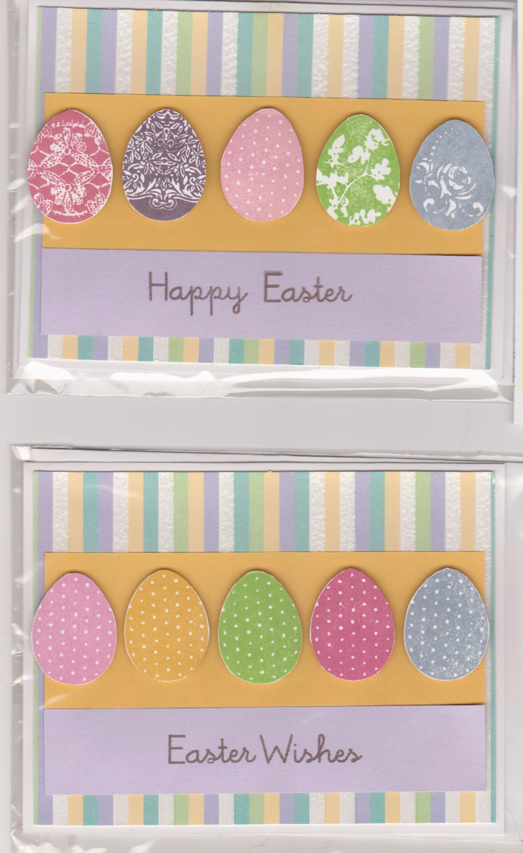 hand made easter cards Card Me Maybe Pinterest – Hand Made Easter Cards