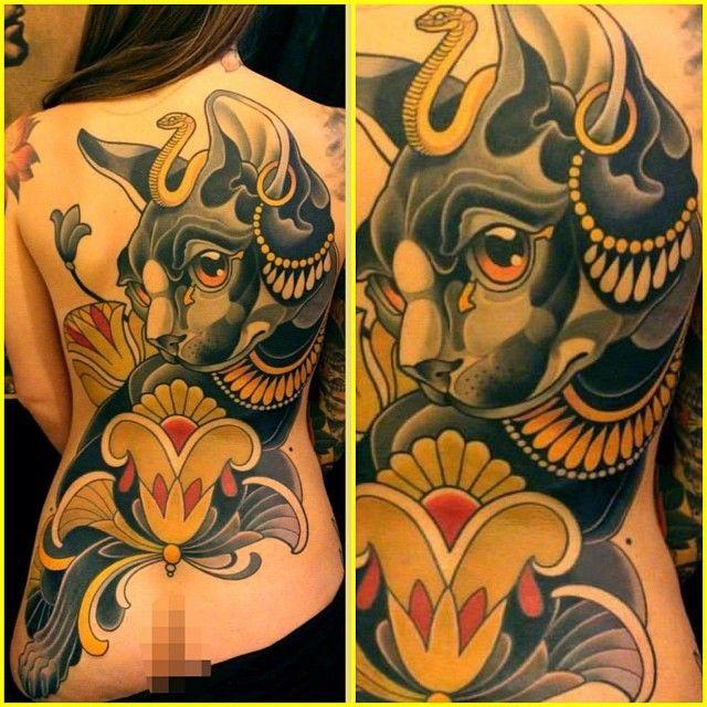 Tattoo zwischenräume füllen