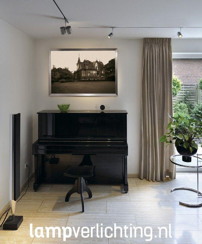 Railverlichting is geschikt voor toepassing binnenshuis in for Kantoor in woonkamer